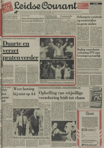 Leidse Courant 1984-10-16