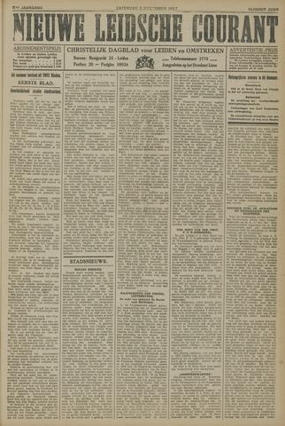 Nieuwe Leidsche Courant 1927-12-03