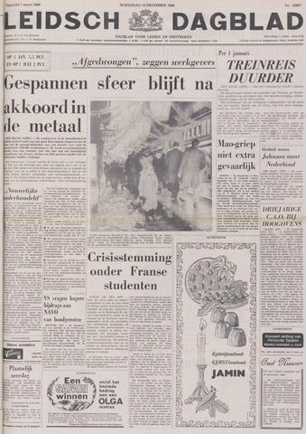 Leidsch Dagblad 1968-12-18