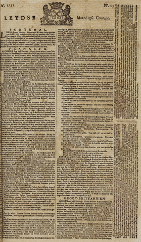 Leydse Courant 1752-02-28