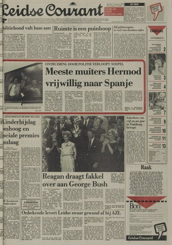 Leidse Courant 1988-08-16