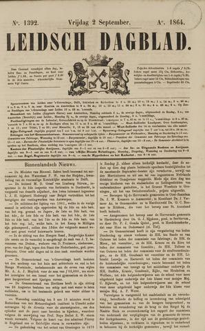 Leidsch Dagblad 1864-09-02