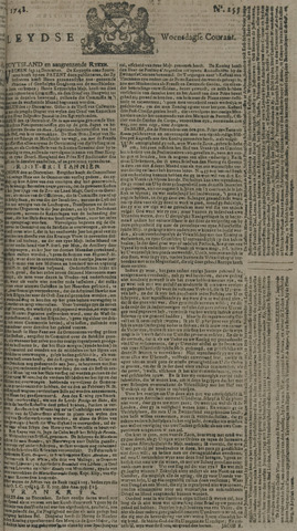 Leydse Courant 1748-12-25