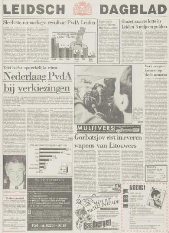 Leidsch Dagblad 1990-03-22