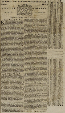 Leydse Courant 1797-09-27