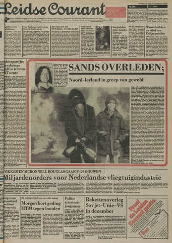 Leidse Courant 1981-05-05