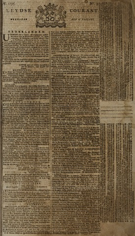 Leydse Courant 1795-01-21