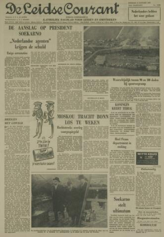 Leidse Courant 1962-01-09