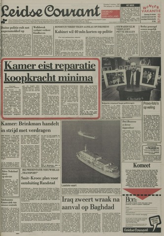 Leidse Courant 1987-10-06