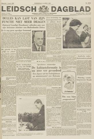 Leidsch Dagblad 1959-04-16