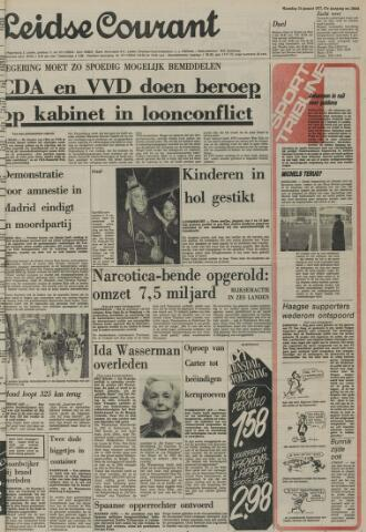 Leidse Courant 1977-01-24