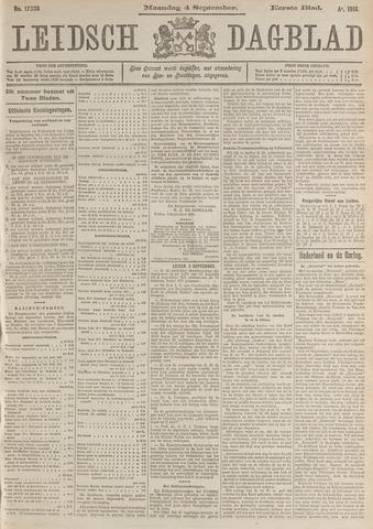 Leidsch Dagblad 1916-09-04