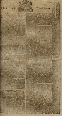 Leydse Courant 1751-02-19
