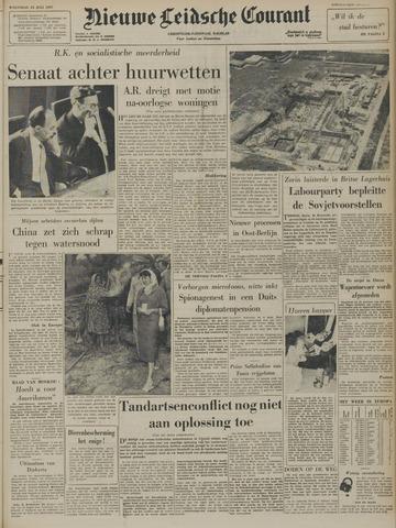 Nieuwe Leidsche Courant 1957-07-24