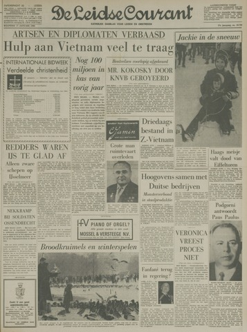 Leidse Courant 1966-01-17