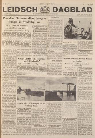 Leidsch Dagblad 1951-01-16