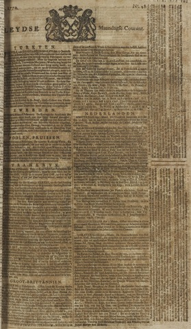 Leydse Courant 1770-03-05