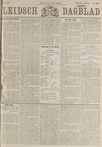 Leidsch Dagblad 1916-04-22