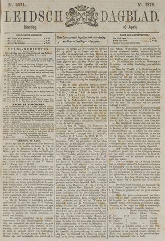 Leidsch Dagblad 1878-04-16