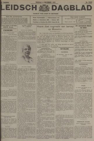Leidsch Dagblad 1935-12-06