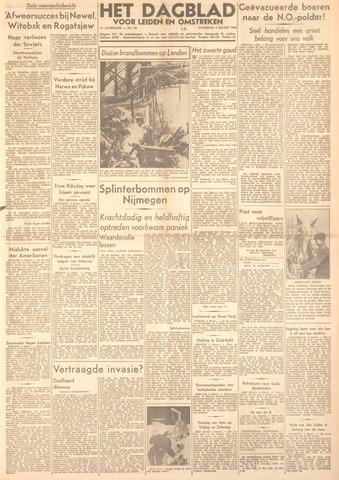 Dagblad voor Leiden en Omstreken 1944-03-04