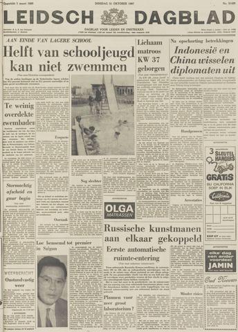 Leidsch Dagblad 1967-10-31
