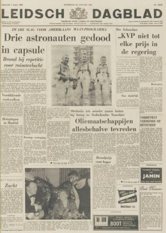 Leidsch Dagblad 1967-01-28