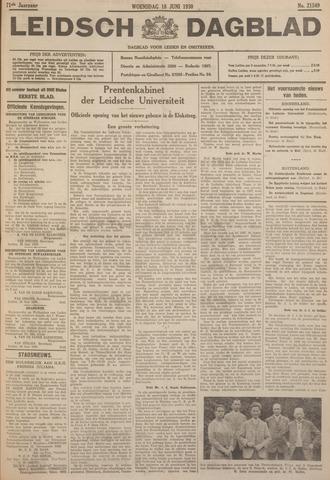 Leidsch Dagblad 1930-06-18