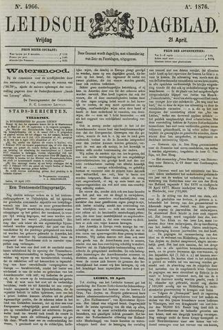 Leidsch Dagblad 1876-04-21