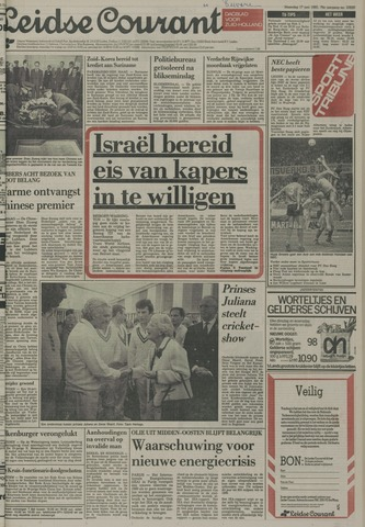 Leidse Courant 1985-06-17