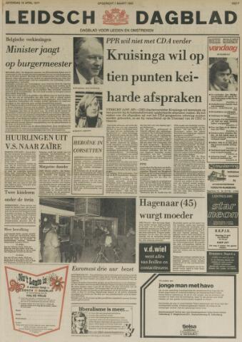 Leidsch Dagblad 1977-04-16