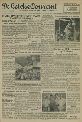 Leidse Courant 1952-08-18