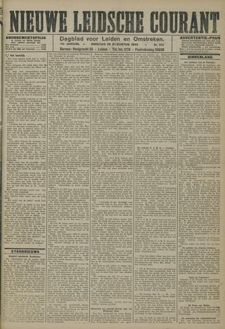 Nieuwe Leidsche Courant 1923-08-28