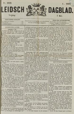 Leidsch Dagblad 1869-05-07