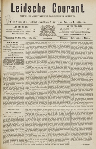Leydse Courant 1885-05-27