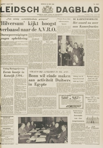 Leidsch Dagblad 1963-05-28