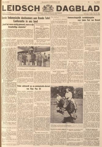 Leidsch Dagblad 1949-08-08