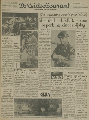 Leidse Courant 1967-11-01