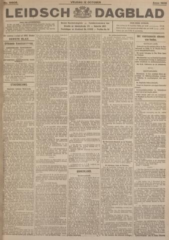 Leidsch Dagblad 1923-10-12
