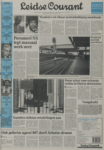 Leidse Courant 1992-04-06