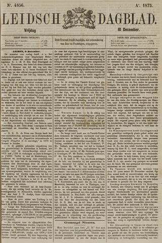 Leidsch Dagblad 1875-12-10