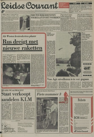 Leidse Courant 1983-07-05