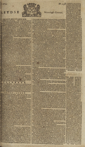 Leydse Courant 1754-11-18