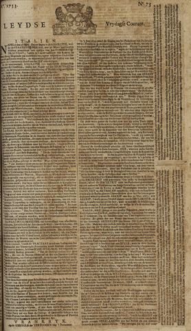 Leydse Courant 1753-06-22