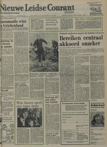 Nieuwe Leidsche Courant 1974-11-18