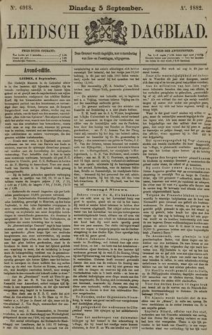 Leidsch Dagblad 1882-09-05