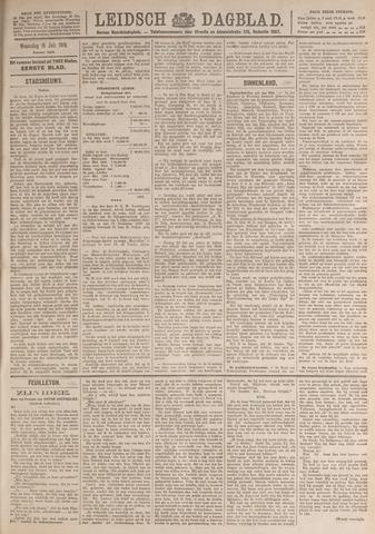 Leidsch Dagblad 1919-07-16
