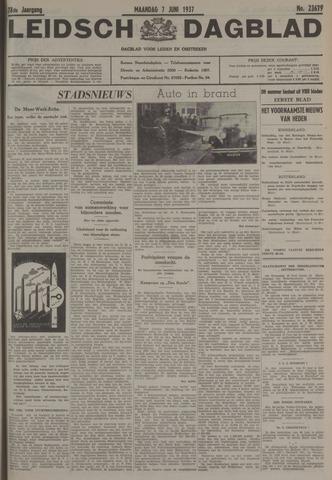 Leidsch Dagblad 1937-06-07
