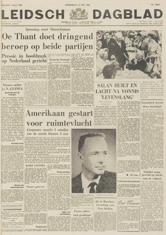 Leidsch Dagblad 1962-05-24