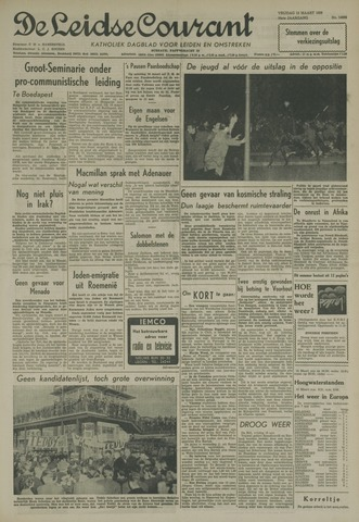 Leidse Courant 1959-03-13